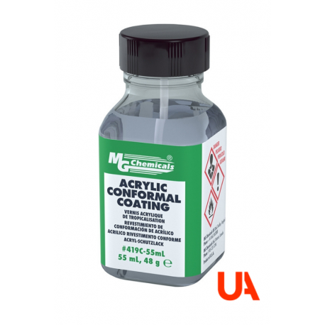 MG Chemicals 419C Acrylic Conformal Coating - 5 Units