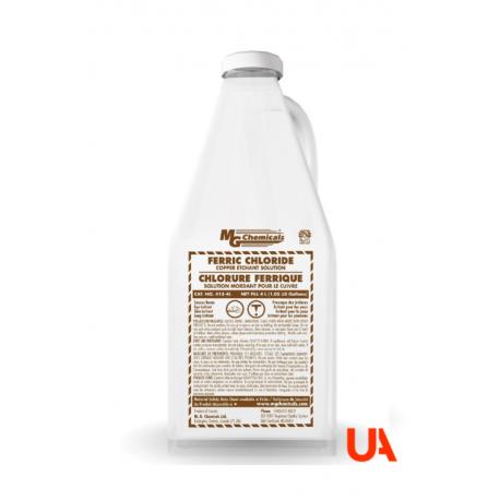 Mg Chemicals 415 4L Ferric Chloride Liquid