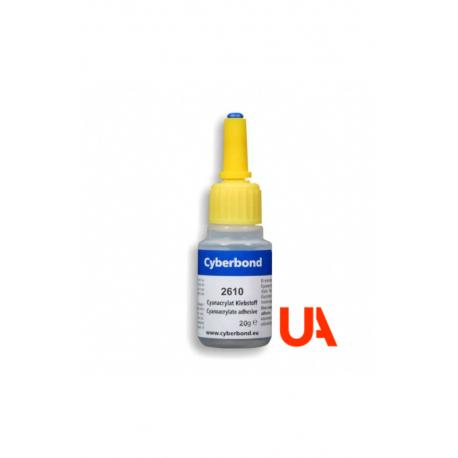 Cyberbond CB 2610 Cyanoacrylate Adhesive 20x20grs Bottle