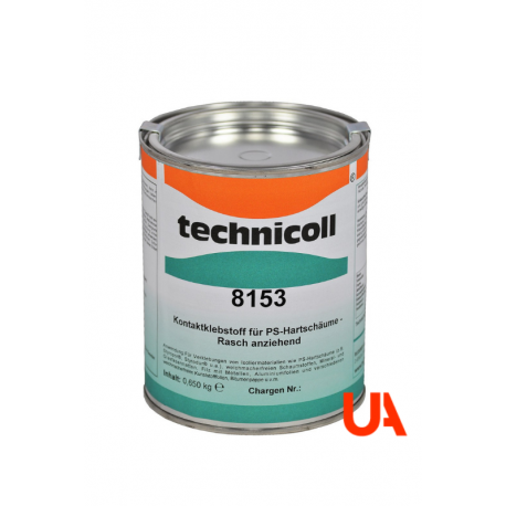Technicoll 8153 Contact adhesive for rigid foam material of polystyrene 6 Units.