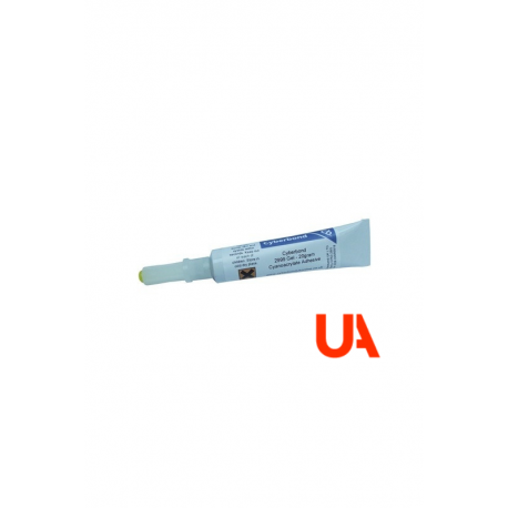 Cyberbond CB 2999 High viscosity gel cyanoacrylate adhesive Tube 20 grs.