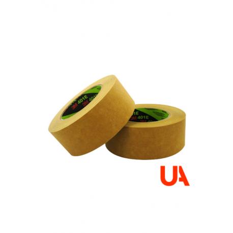 3M 401E High Performance Masking Tape, 18 mm x 50 m, 48 rolls