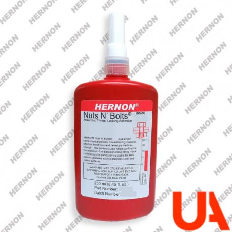 Hernon Nuts N Bolts 237 Bottle 10 ml Packaging 10 Units.