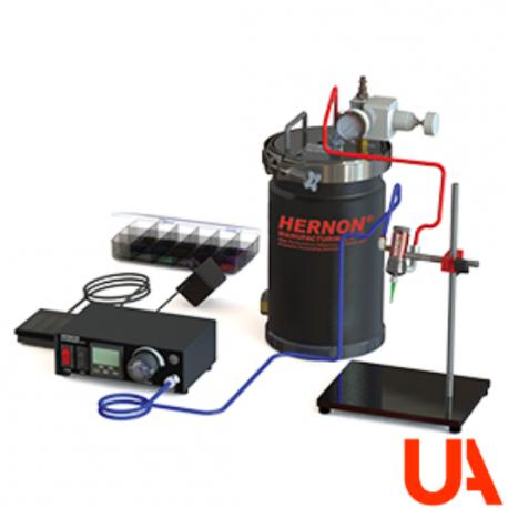 Hernon Adhesive dosing equipment Autobonder 2111