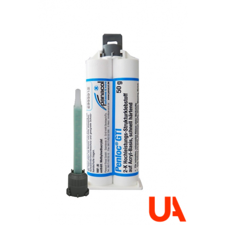 Penloc GTI  2-Part, Fast Curing, Structural Adhesive 50ml 12 Unidades